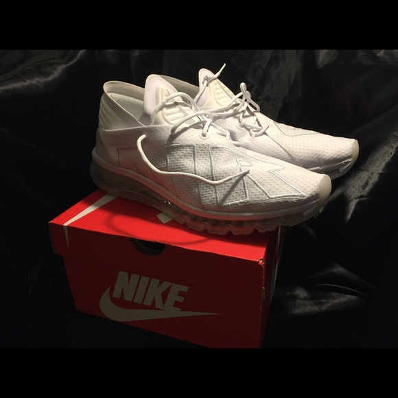 a64cf68163 Nike Air Max Flair White Platinum. M_5a7009bf739d48f5e6326b47